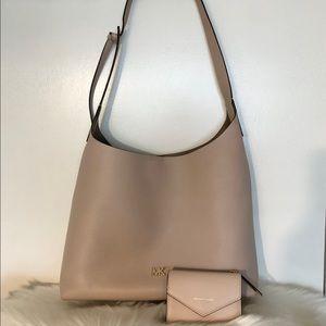 Michael Kors Junie Medium Shoulder Bag & Wallet
